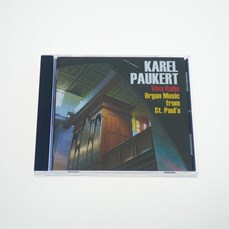 Karel Paukert - Viva Italia Organ Music from St. Paul's