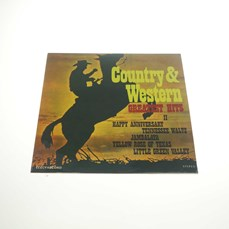Unknown Artist - Country & Western Greatest Hits II